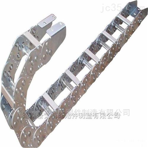 唐山钢厂框架式穿线钢铝拖链厂家价格