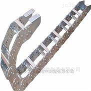 钻井机械穿线钢制拖链一米也定做