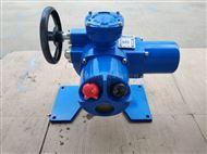 DKJ-2100B 隔爆型角行程电动执行器