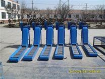 螺旋式排屑机用于数控车床加工中心