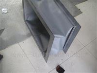 三防布工业通风方形帆布软连接