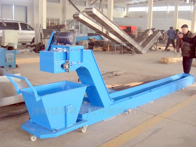台湾龙泽机床专用输送排屑机