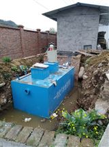 RLWSZ-OA广东地埋式一体化污水设备