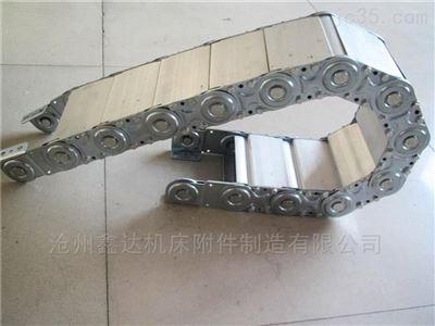定制鑫达机床钢铝拖链