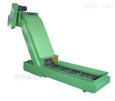 排屑机济南生产链板式排屑机