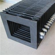 定做数控激光切割机耐磨耐高温风琴防护罩