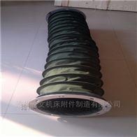 粉尘耐温帆布钢丝骨架通风软管厂家价格