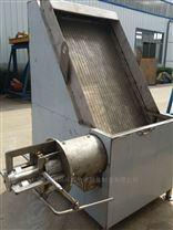 斜筛式固液分离机--养殖场粪污脱水机