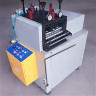 304不锈钢整平机 高硬度金属材质钢板校平机