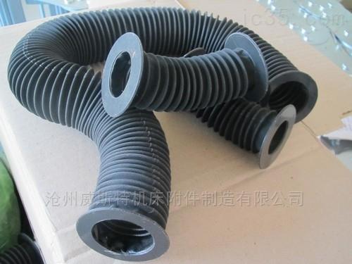 机床提升丝杠防尘罩