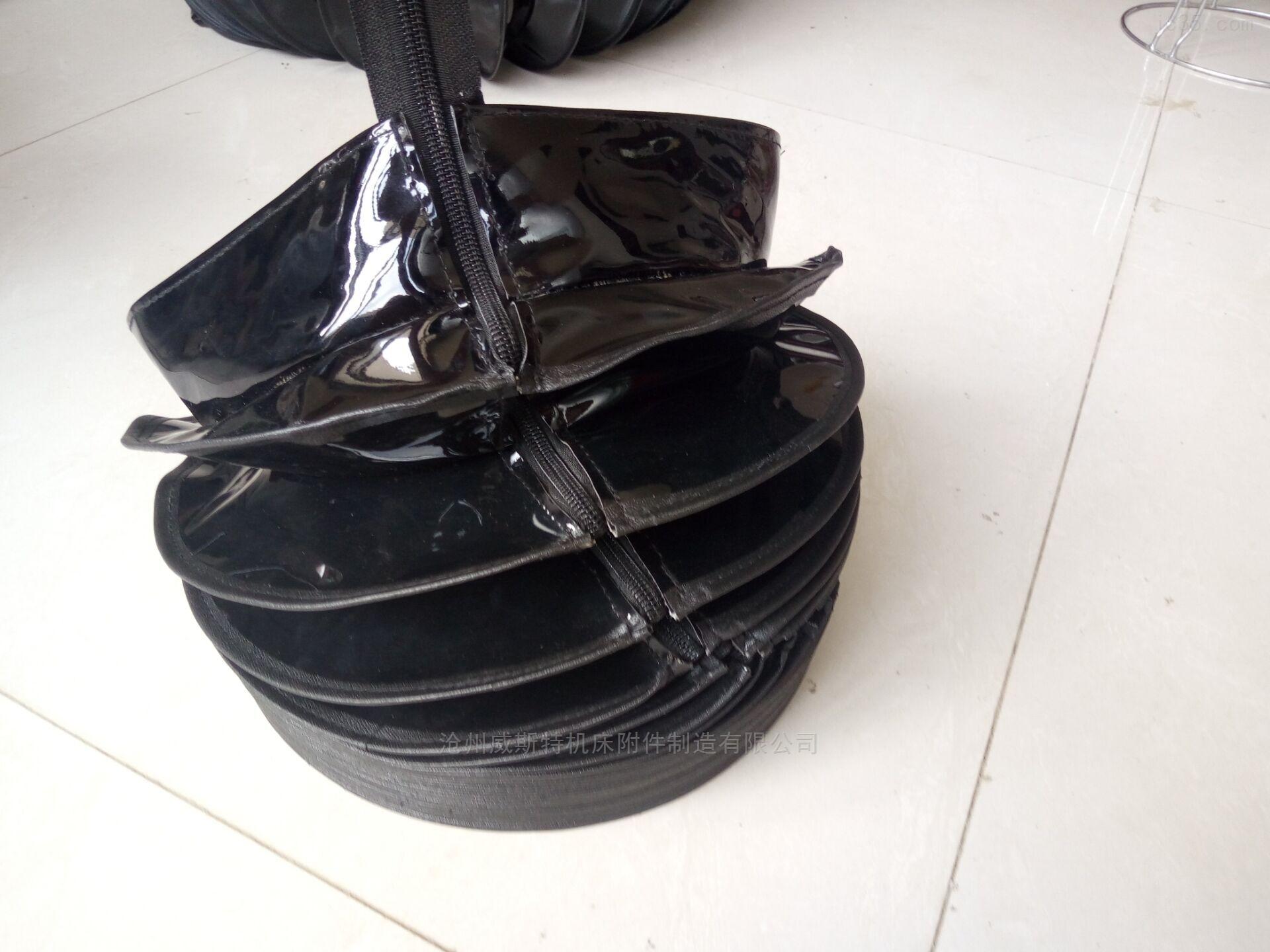 河南拉链式油缸保护套