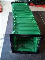 自定长方形不锈钢法兰通风口软连接价格