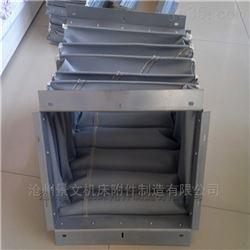中山机械设备耐温方形软连接价格