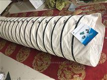 船闸卸料口输送帆布伸缩布袋