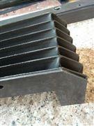 订做防火阻燃风琴式机床导轨防护罩