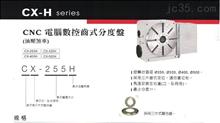 CX-H系列CNC数控齿式分度盘