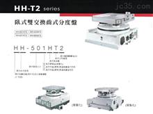 HH-T2系列卧式双交换齿式分度盘