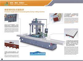 UM-1500雙柱臥式銑床