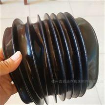 缝制圆形丝杠防护罩