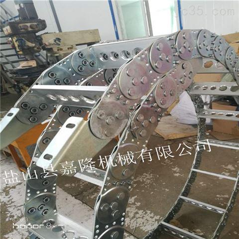 机床附件钢铝不锈钢拖链