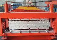 850-900双层彩钢瓦设备
