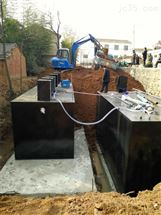 塘沽区新农村生活污水处理设备