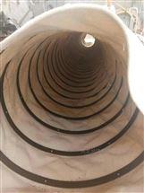 散裝水泥罐車卸料帆布伸縮節