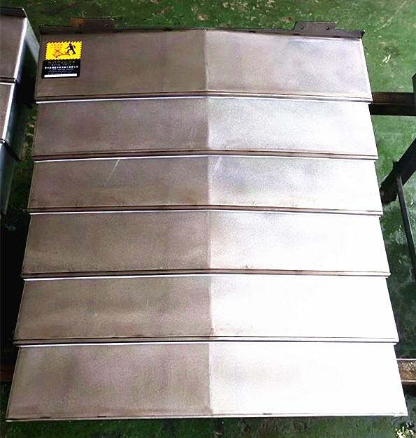 德玛吉机床NHX5500伸缩防护罩