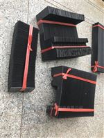风琴式耐高温防护罩