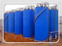 六安市化工废水厌氧反应器处理设备