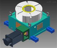 Wg400-L型任意分度数控回转台
