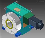 Wg400-Wa型任意分度数控回转台