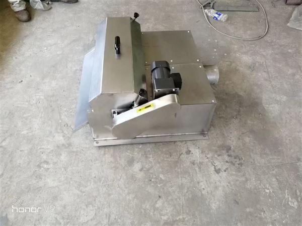 磨床磁性分离器特点