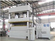 400吨双缸四柱液压机
