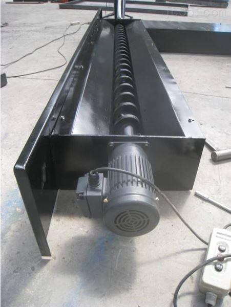 数控机床螺旋排屑器
