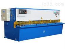QC12Y-4X3200安徽中德机床液压摆式剪板机