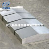 可垂直用钢板伸缩防护罩