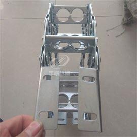 供应金属电缆钢制拖链