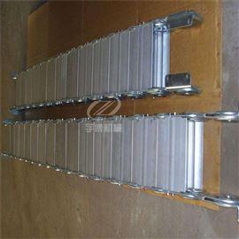 重型设备TLG穿线金属钢铝拖链