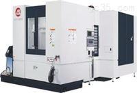 HT-80精密高速直CNC數控聯主軸臥式加工中心銑床
