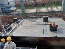 25吨/h一体化地埋式污水处理设备装置