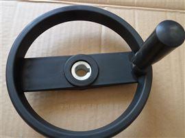 JB/T7273.10-9416*160带可折手柄双辐条手轮(JB3713.12-85/Z56-1)
