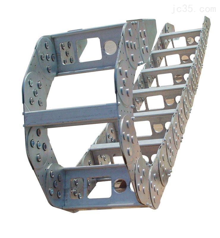 机床钢铝拖链定做厂家