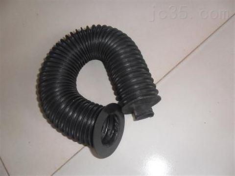 液压机械活塞杆伸缩防护罩