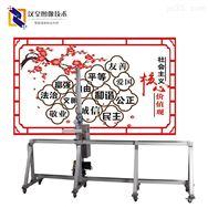 3d墙画机汉皇墙体彩绘机 工程墙面打印机
