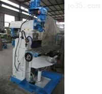 3(3號機)供應經濟型萬能搖臂立式炮塔銑床