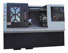 YJ-CNC3240斜床身式数控车床