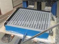 400*400CNC加工方格超強力永磁吸盤磁盤