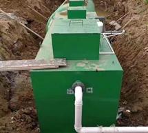 日处理200立方企业的工业污水处理装置