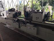 二手曲軸磨上海8260長度3米導軌無磨損